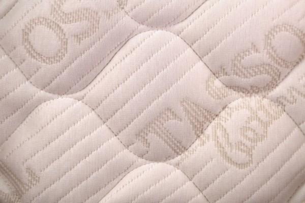 Softside Tencel Oberplatte, geteilt